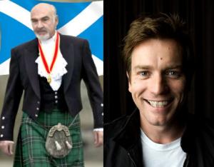 Il Migliore Attore Scozzese: Sean Connery o Ewan McGregor? Vota!