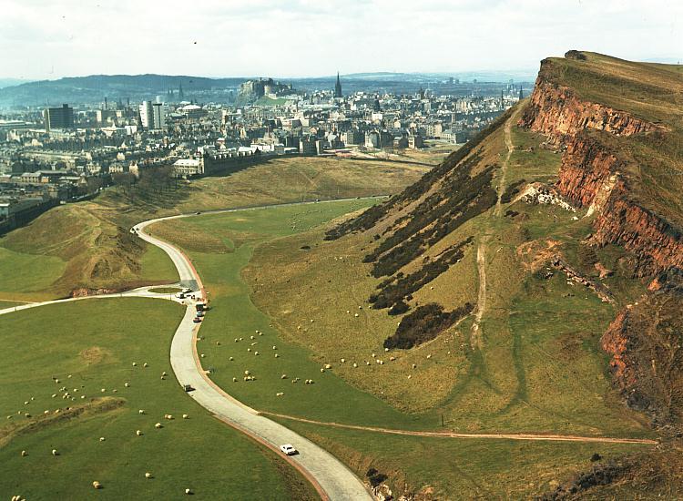 Parchi Scozzesi: il meraviglioso Holyrood Park!