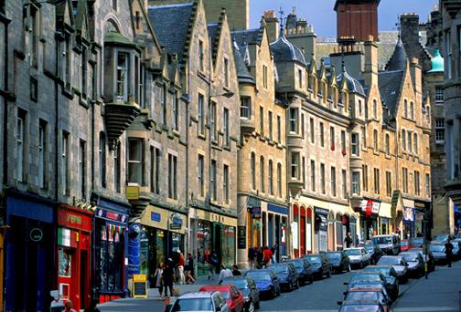 Il Royal Mile: quel miglio che attraversa Edimburgo!