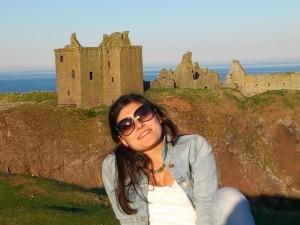 Katia: la sua storia a Dundee