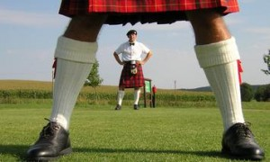 I principali sport praticati in Scozia
