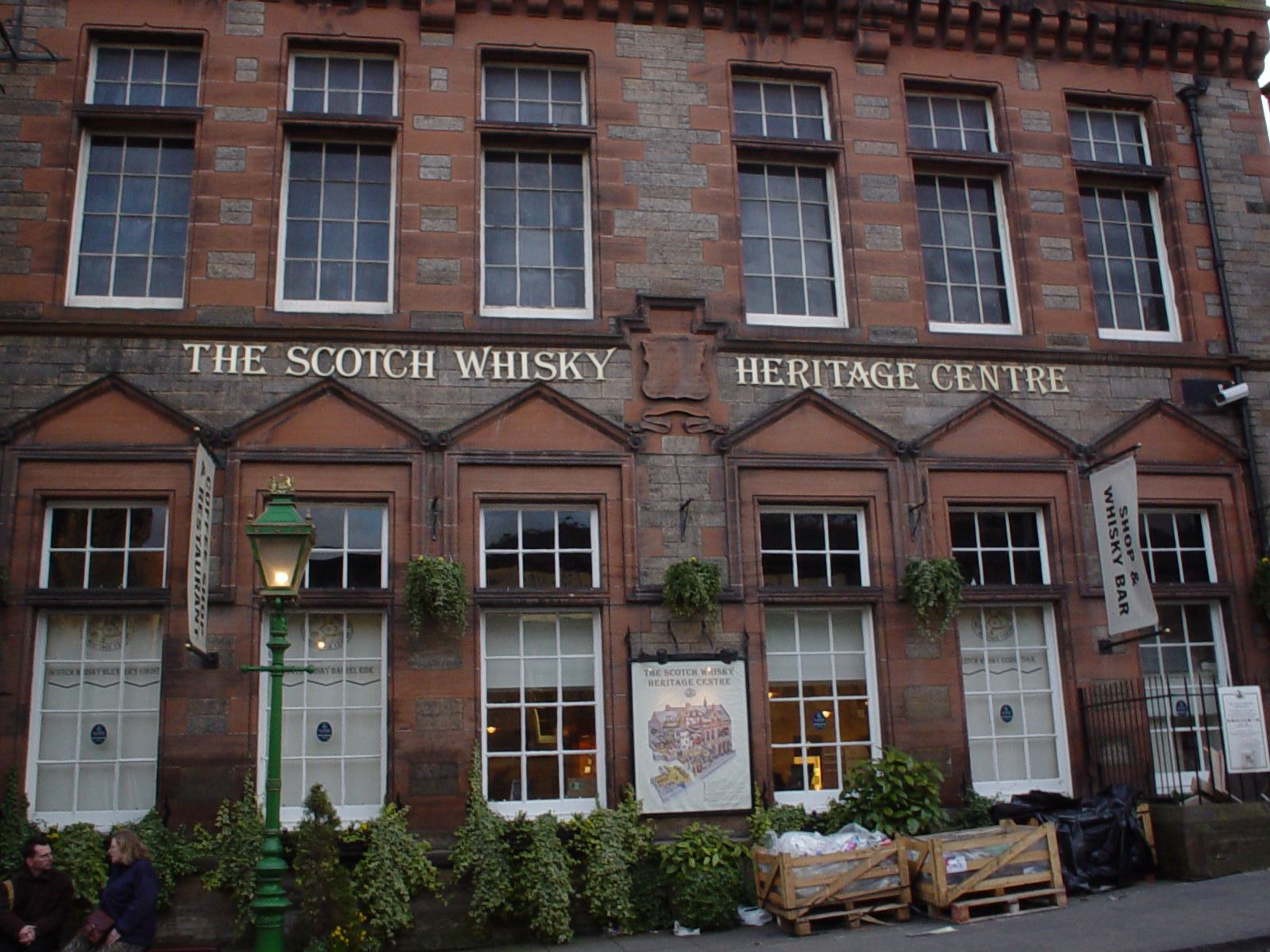 Scotch Whisky Heritage Centre