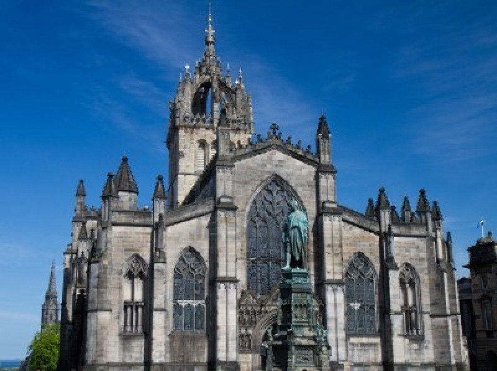 La Cattedrale di St. Giles