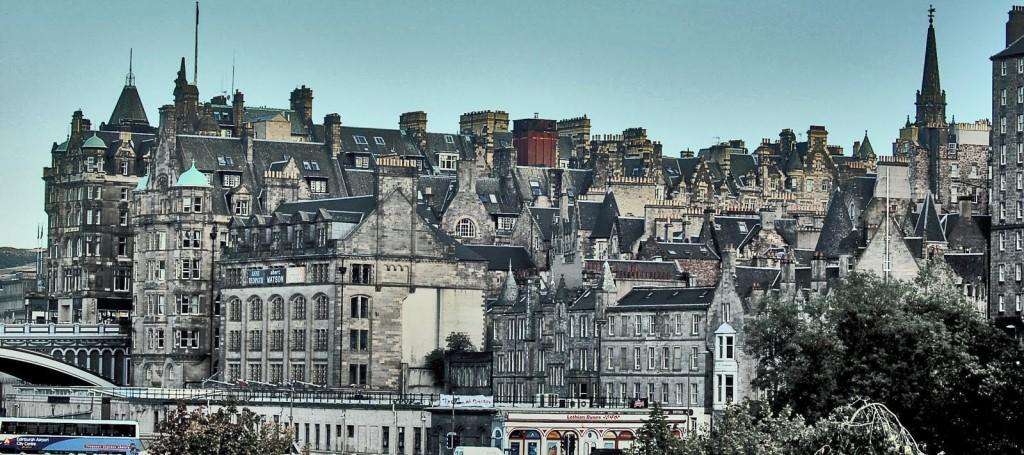 Corsi d'inglese ad Edimburgo