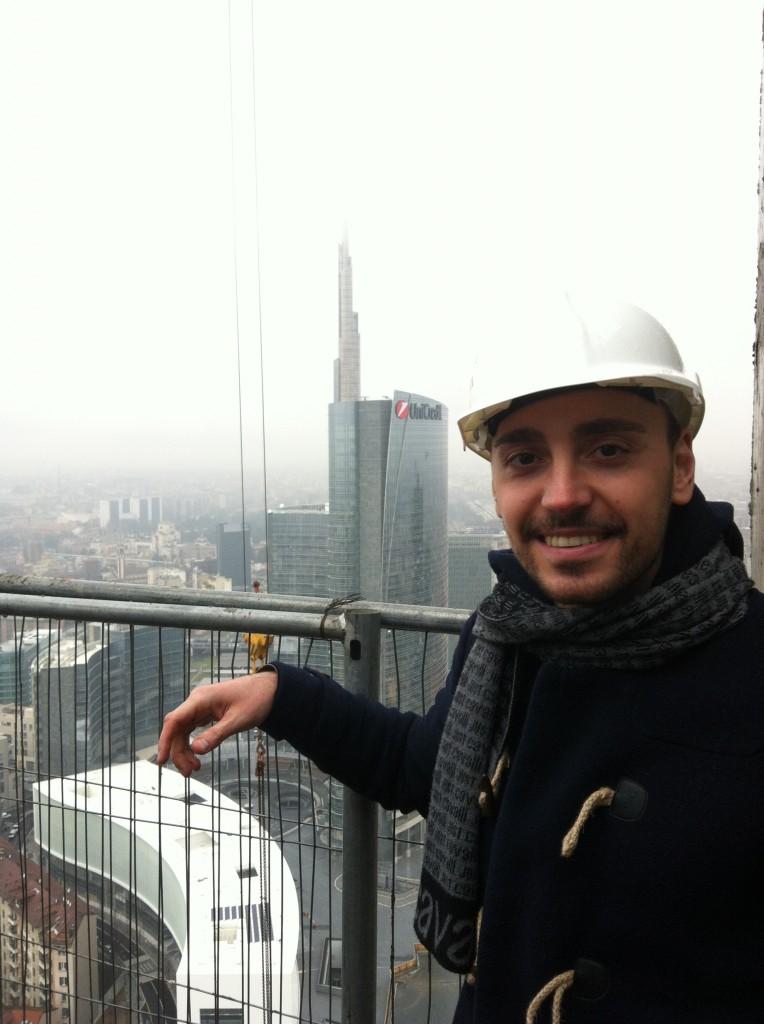 Antonio: un ingegnere civile in Scozia