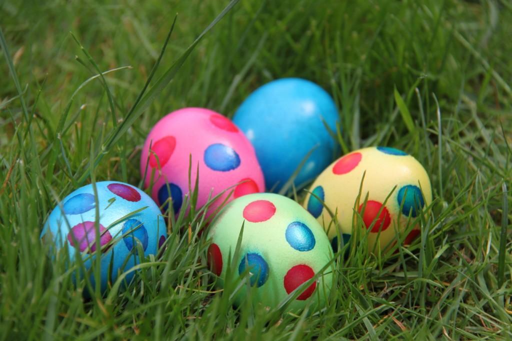 La Scozia, la Pasqua e le uova