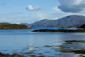 La costa delle Ebridi Esterne