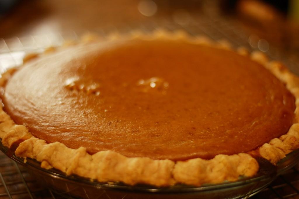 Riutulizzare la zucca di Halloween: la Pumpkin Pie